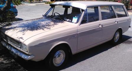 Hillman 1970 restored
